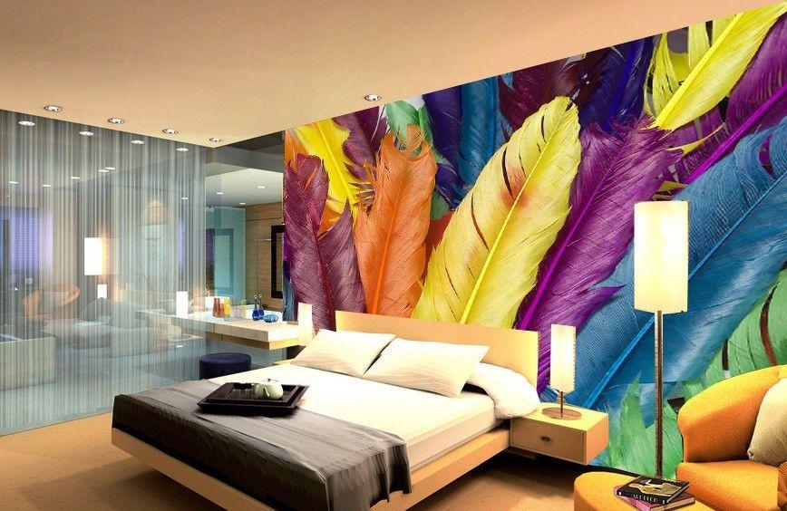 代替墙纸的环保材料